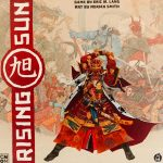 Rising sun speldoos - Boxing meeples - board game reviews