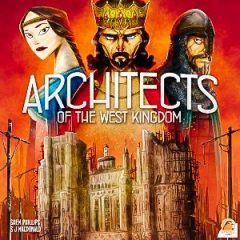 Architects of the West Kingdom Bordspel - Boxing Meeples