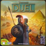 7 Wonders Duel Board Game - Boxing Meeples Webshop