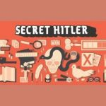 secret hitler box front - Boxing meeples - board game review