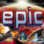 Tiny epic galaxies speldoos - Boxing meeples - board game shop