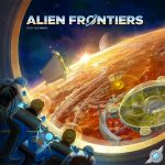 Alien Frontiers Board Game- Boxing Meeples