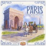Paris Bordspel Game Brewer - Boxing Meeples Board Games Webshop