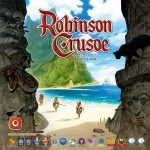 Robinson crusoe: adventures on the cursed island speldoos 600x600 - Boxing meeples - boardgameshop