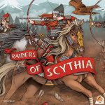 raiders of scythia board game - boxing meeples webshop