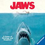 JAWS bordspel - Boxing Meeples Board Game Webshop