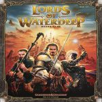 Lords of waterdeep speldoos square - Boxing meeples - board game shop
