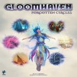 Gloomhaven: forgotten circles speldoos square - Boxing meeples - boardgameshop