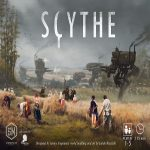 Scythe speldoos square - Boxing meeples - board game shop