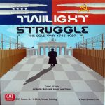 Twilight struggle deluxe speldoos square - Boxing meeples board game shop