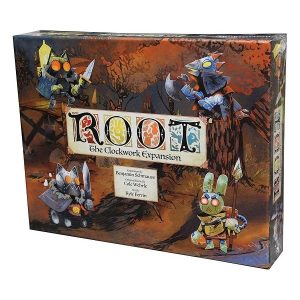 Root the clockwork expansion speldoos 3D - Boxingmeeples - boardgameshop
