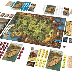Rurik: dawn of kiev spelopstelling - Boxingmeeples - boardgameshop