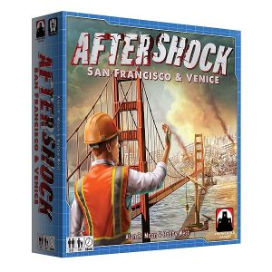Aftershock speldoos 3D - Boxingmeeples - boardgameshop
