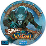 Small world of warcraft rasbadge - Boxingmeeples - boardgame review