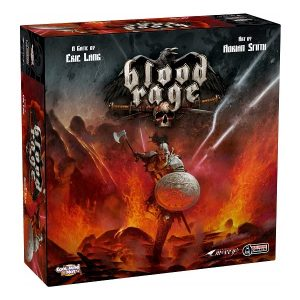Blood rage speldoos 3D - Boxingmeeples - board game shop